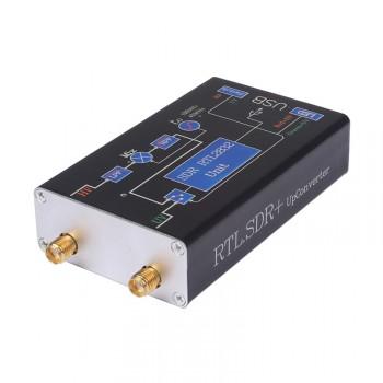100KHz-1.7GHz VHF UHF Band RTL SDR+UpConverter SDR Receiver NFM FM DSB LSB CW