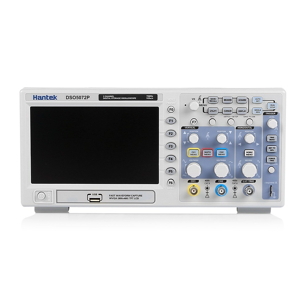 Hantek Oscilloscope Digital : Hantek dso p digital oscilloscope mhz bandwidth gsa