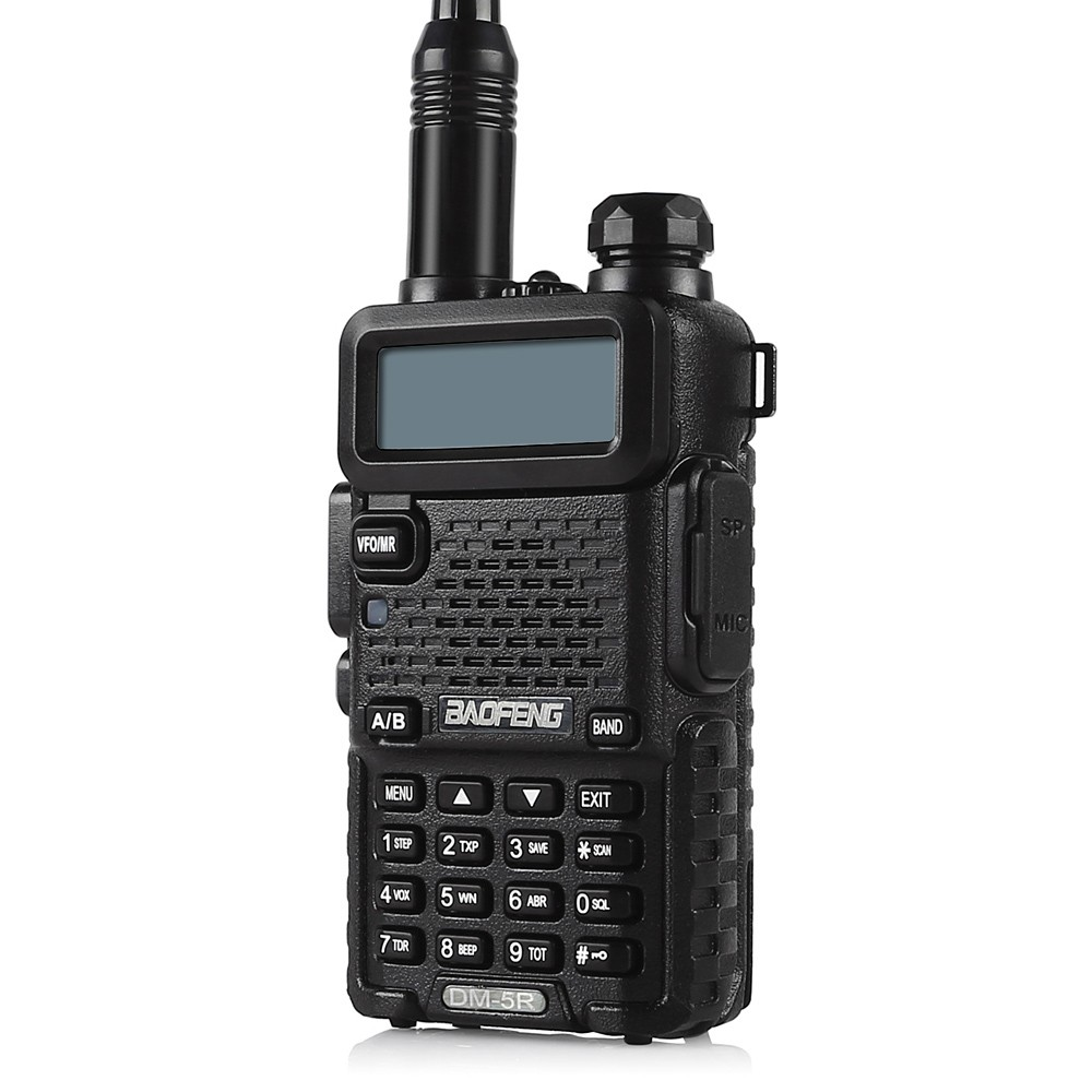 Radio Unlocking Service >> 2017 BaoFeng DMR! BaoFeng DM-5R Dual Band DMR Digital Radio 2000mAH Two-Way Radio, Accessories ...