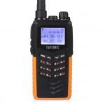 SainSonic RST599 Dual Band 136-174/400-520MHz Two-Way Ham Radio IP66 Waterproof 240 Memory Channels