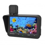 """LeaningTech X2B 4.3"""" Inch Color LCD Fish Finder Underwater Video Camera Night Vision HD Monitor"""