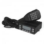 VV-898E DualBand VHF/UHF 136-174/400-470MHz Kit 5W/10W/25W Mobile Car Radio