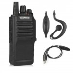 Baofeng BF-9700 400-520MHz UHF 16CH Two-way Radio Waterproof IP67 + USB Cable
