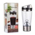 Electric Cyclone Protein Juice Coffee Blender Mixer Cup 450ml 16oz