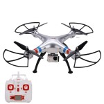 Syma X8G Headless RC Quadcopter Drone 2.4HGz 4CH with 8MP HD Camera