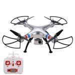 Syma X8G Headless RC Quadcopter Drone 2.4HGz 4CH with 8MP HD Camera
