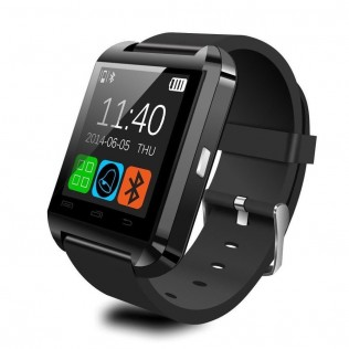 U8 Bluetooth Wrist Smart Watch Phone Mate for Android Samsung iPhone HTC LG