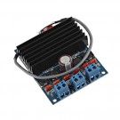 TDA7492 D Class High-Power Digital Amplifier Board 2x50W AMP Board with Radiator