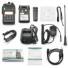 Wouxun KG-UV6D Kit 136-174/400-480MHz, + Remote Speaker, + Programming Cable