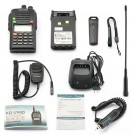 Wouxun KG-UV6D Kit 136-174/420-520MHz, + Remote Speaker
