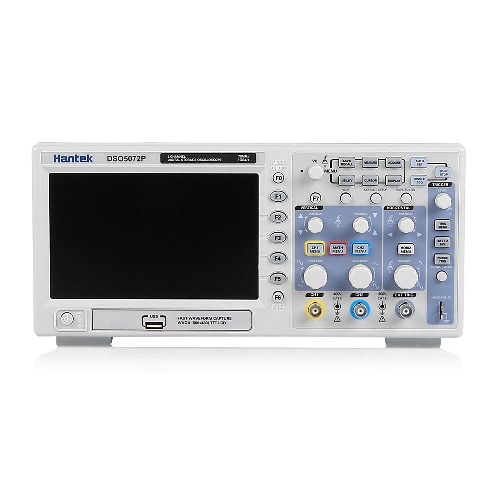 Digital Oscilloscope Software : Hantek dso p digital oscilloscope mhz bandwidth gsa