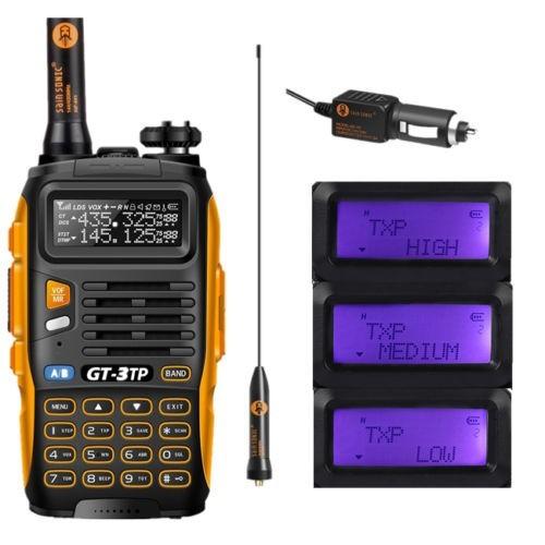 BaoFeng GT-3TP Mark III  Dual Band UHF/VHF Two-Way Radio