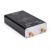 100Khz-1.7GHz Full Band UV HF RTL-SDR USB Tuner Receiver/ R820T + 8232 Ham Radio