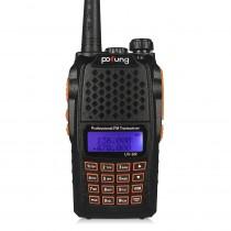 BaoFeng UV-6R Kit 136-174/400-520MHz, + Programming Cable, +Remote Speaker