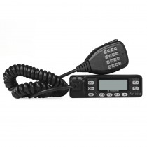 LEIXEN VV-898E Dual Band Car Radio Two Way Radio + Programming Cable + Car Charger