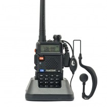 Baofeng UV-5R Kit + Orginal Remote Speaker + Programming Cable