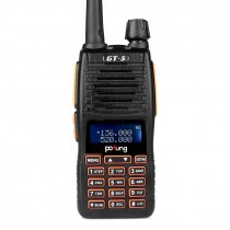 BaoFeng GT-5 Two-Way Radio, Dual Band VHF/UHF 136-174/400-520MHz