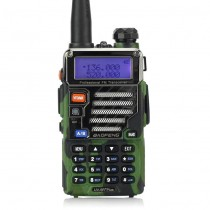 BaoFeng UV-5R Plus / UV-5R Two-way Radio Walkie Talkie Camouflage + Earphone