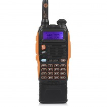 BaoFeng GT-3TP Mark III Two-Way Radio+ 3800mAh Battery + Chip+Antenna+Car Charger