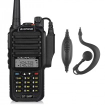 Baofeng GT-3WP Waterproof VHF/UHF  Dual Band Two Way Radio