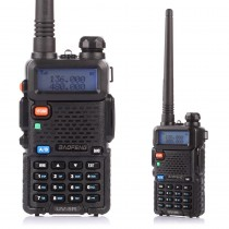 BaoFeng UV-5R Two-Way Radio + Earphone