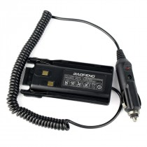 Baofeng Car Charger Battery Eliminator for UV-82 Two Way Radio Walkie Talkie