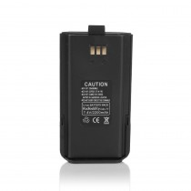 Radioddity Battery 2200mAh 7.4V For Radioddity GD-77 Black (Can only be shipped out with Two-Way Radios)