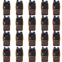 20pcs x BaoFeng GT-3 Mark II Dual Band UHF/VHF Two-Way Radio