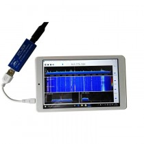 Radioddity 100KHz-1766MHz / 0.1MHz-1.7GHz Full-Band TCXO ADSB UHF VHF HF FM RTL SDR USB Tuner Receiver