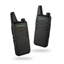 Radioddity R1 Walkie Talkie UHF + USB Charger