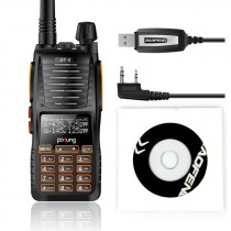 BaoFeng GT-5 Dual Band Two-Way Radio + USB Programming Cable