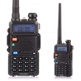 BaoFeng UV-5R Two-Way Radio + Earphone