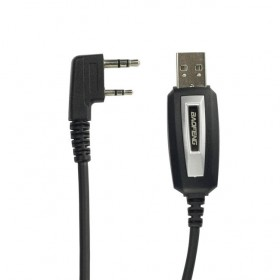USB Programming Cable&CD for Baofeng UV-5R UV-82L GT-3 GT-3TP 888s TEN4 F9+TP Radios