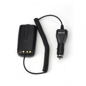 12-24V 10W Car Charger battery eliminator For TYT TH-UV8000D / UV8000E Dual Band Radio
