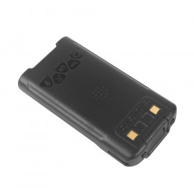 Original Baofeng GT-3WP Battery Pack 1800mAh 7.4V Black